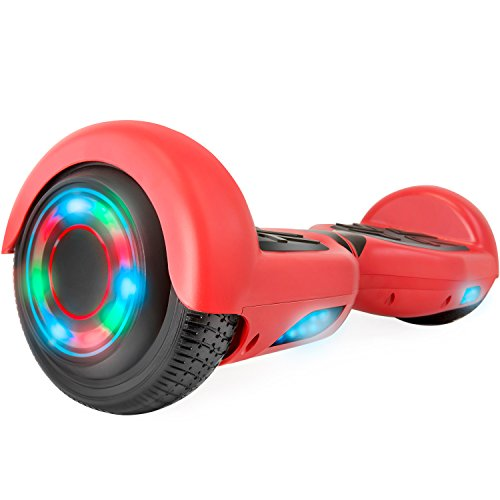 New AOBSmartgo Self-Balancing Hoverboard w/Bluetooth Speaker, UL2272 Certified for sale