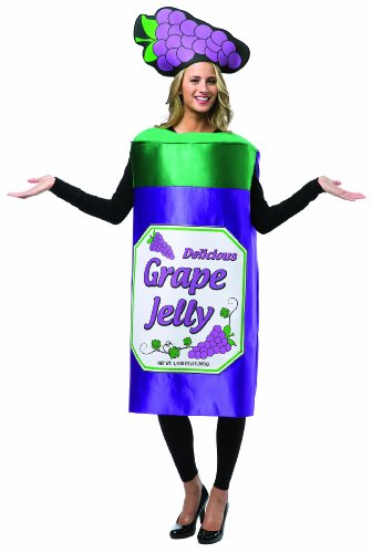 [Rasta Imposta Women's Jelly, Multi, One Size] (Food Halloween Costumes For Adults)