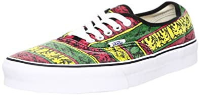 Vans Era Van Doren Rasta Low Top Shoes