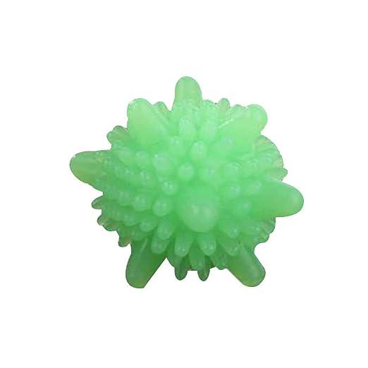 Compra Laileya PVC Reutilizable de lavandería Bola del secador de ...