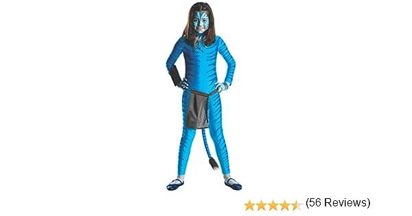 Rubbies - Disfraz de avatar para niña, talla M (8-10 años) (884294 ...