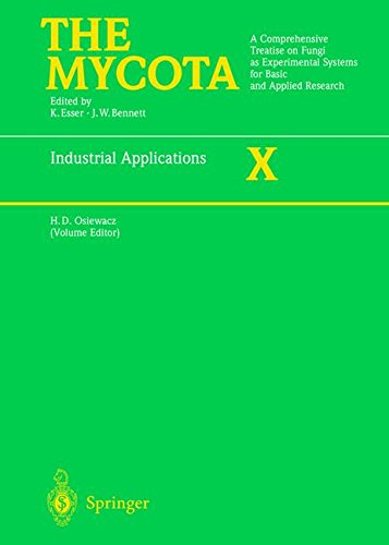 Industrial Applications (The Mycota)