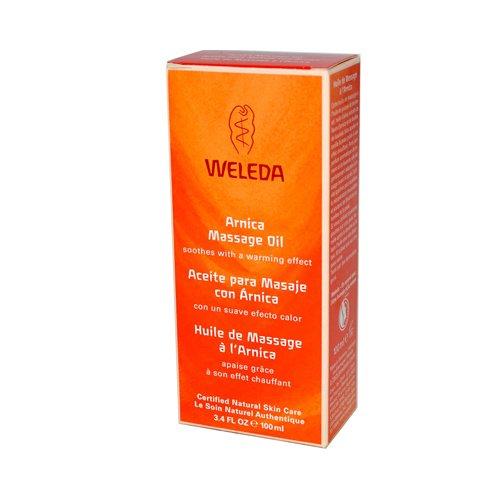 Weleda Huile de Massage Arnica - 3,4 onces liquides Weleda Huile de Massage Arnica - 3,4 onces liquides