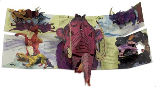 Encyclopedia Prehistorica Mega-Beasts by Walker Books Ltd (Image #4)