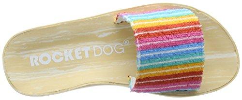 Marko Femme Dog Gum Plateforme Sandales Bubble Bubble Multicolore Gum Rocket qI6xwOU5O