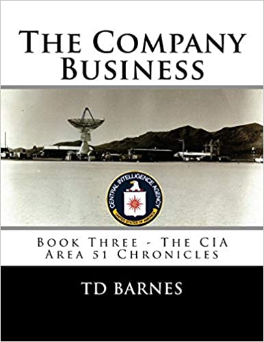 Buy The Company Business (CIA Area 51 Chronicles) Book
