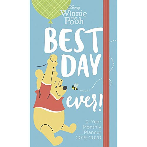 Brands Planner Acco (2019 Winnie The Pooh 2019 Pocket Planner, by ACCO Brands)