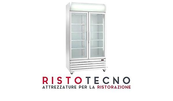 Nevera vitrina frigovetrina bebidas. Lt. 670 - Dim. cm. 112 X 61 X ...