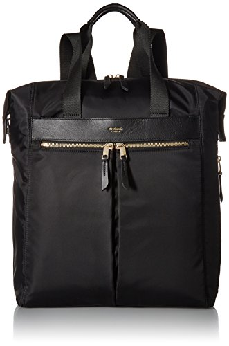 Knomo Luggage Women's Chiltern Business Backpack, Black, One Size by Knomo