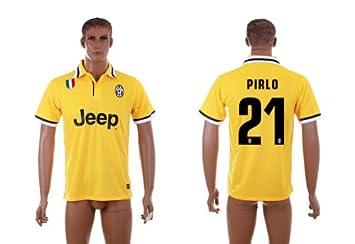 cheap for discount 8f343 d987b Tony's outdoors 2013-14 Season Serie Juventus #21 Pirlo Away ...