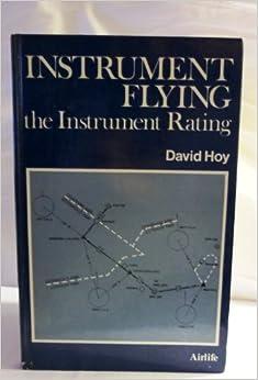 Instrument Flying: Instrument Rating