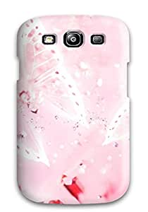 Excellent Design Butterfly Phone Case For Galaxy S3 Premium Tpu Case