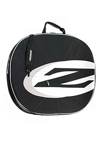 Zipp Speed Weaponry Zipp Double Padded Wheel Bag Holds Two Wheels by Zipp