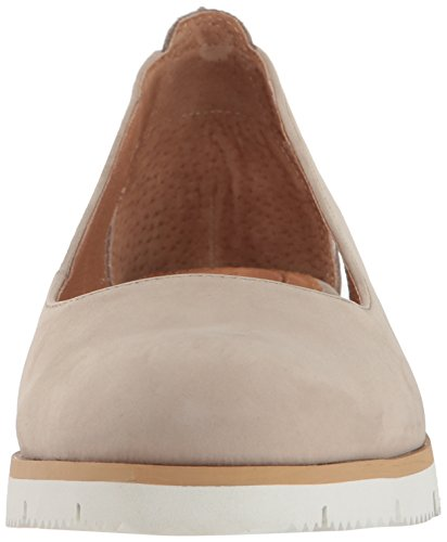 Corso Como Womens Retreat Flat Gray Nubuck