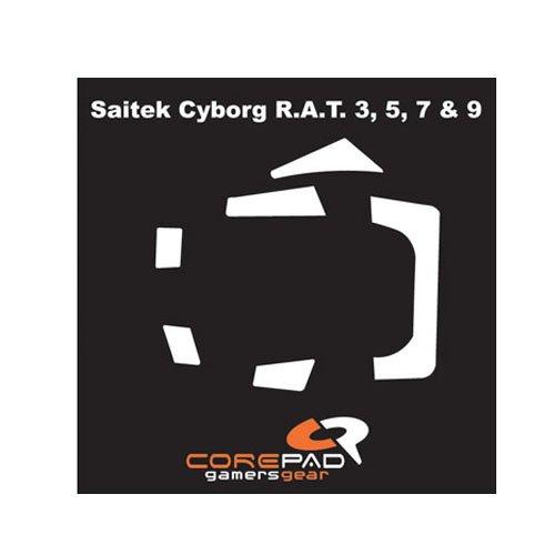 (Corepad [Gaming Mouse Feet] Skatez for Saitek Cyborg R.A.T 3, 5, 7 & 9/ M.O. 7 CS28100)