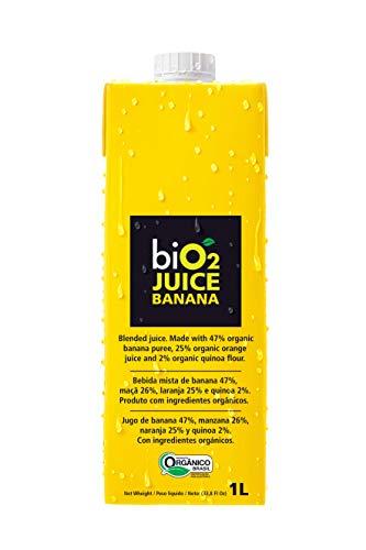 Juice Banana Bio2 1L