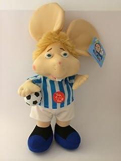 Topo Gigio -Soccer Player 12(singing Doll) by Topo Gigio