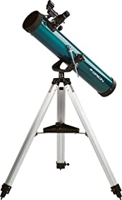 Orion 11043 SpaceProbe 3 Altazimuth Reflector Telescope (Teal)