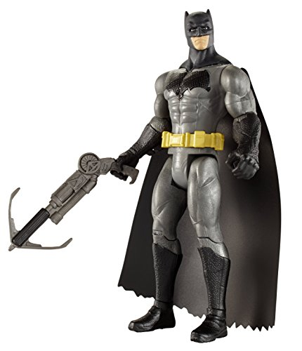 "Batman v Superman: Dawn of Justice Grapnel Blast Batman 6"" Figure"