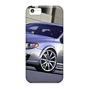 Flexible Tpu Back Case Cover For Iphone 5c - Beautiful Car