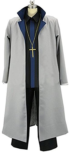 Vicwin-One Alexander Anderson Outfits Uniform Halloween Cosplay Costume (Male XXL) ()