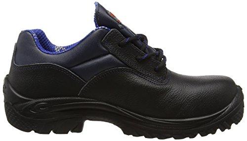 Cofra 63801-000.W39 Belgrade S3 SRC Chaussure de sécurité Taille 39 Bleu/Noir