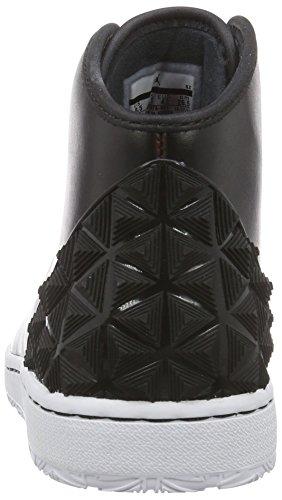 Nike Jordan Instigator, Alte Scarpe da Ginnastica da Uomo Nero (Noir - Schwarz (Black/University Red-white 001))