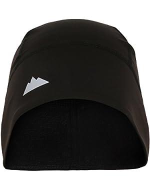 Skull Cap / Helmet Liner / Running Beanie - Ultimate Thermal Retention and Performance Moisture Wicking. Fits...