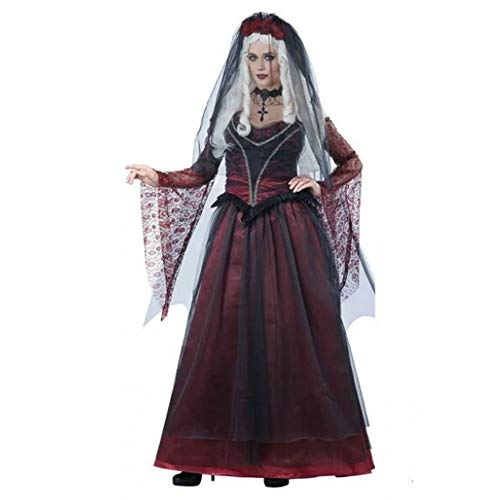 Zooka Medieval Adult Witch Gothic Queen of Vampire