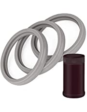 3-Pack of 25 Oz Food Jar Gaskets Compatible with Zojirushi Food Jar Gaskets O-Rings Seals by Impresa Products - BPA-/Phthalate-/Latex-Free - Replacement for 25 Ounce Container or Thermos
