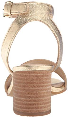 ALDO Womens Lolla Heeled Sandal Gold s1ULw3gUH