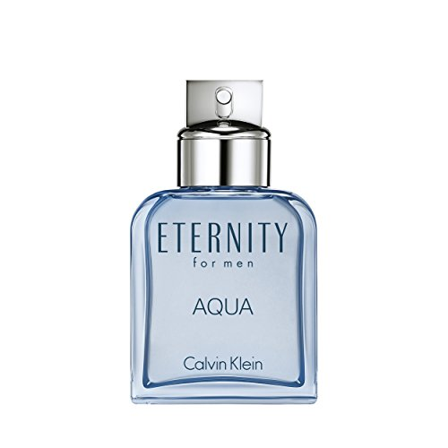 Calvin Klein ETERNITY for Men AQUA Eau de Toilette, 3.4 fl. oz. (Calvin Klein Eternity For Women)