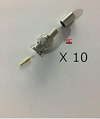 excellent quality top fashion low priced Sujeción para conector BNC macho (10 unidades)