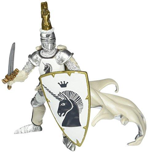 Horse Silver Unicorn (Knight Unicorn Silver)