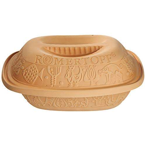 Römertopf 11105 Clay Cooker 4 People Made in Germany
