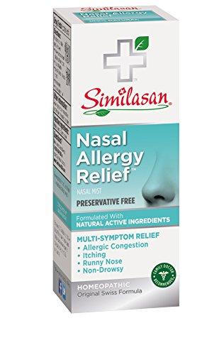 Similasan Nasal Allergy Relief Ounces