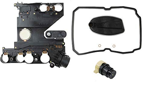 Mercedes Transmission Conductor Plate + Connector + Filter + Gasket 722.6 Trans (Jeep Grand Cherokee 8 Speed Transmission Problems)