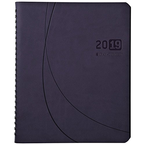 Day-Timer 2019 Monthly Business Planner, 8-1/2