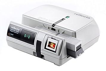 Reflecta DigitDia Escáner de negativos y diapositivas gris