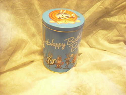 collectible-bugs-bunny-50th-anniversary-brachs-tin-empty