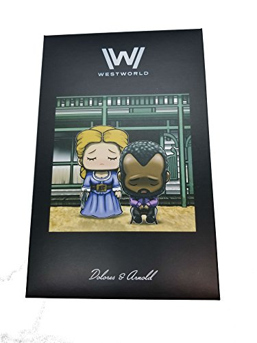 Loot Crate Westworld Delores and Arnold SuperEmoScene by J Salvador Artist Series Exclusive - Not In Stores