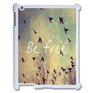Be Free Bird Custom Case for Ipad 2,3,4, Personalized Be Free Bird Case