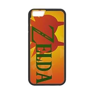 iPhone 6 Plus 5.5 Inch Cell Phone Case Black The Legend of Zelda Majora's Mask Mvirv