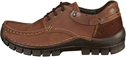 Wolky Scarpe Fly Comfort invernali Cognac HH0AZnp