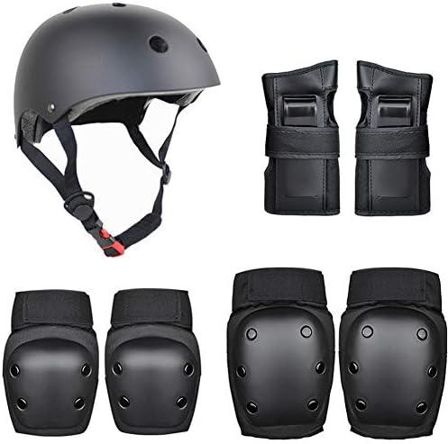 子供用ヘルメット保護具セット