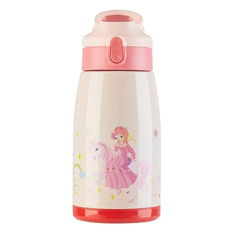 Flying Lisa Botella de Termo para niños Botella de Agua de ...