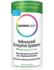 润泊莱Rainbow Light Advanced Enzyme纯天然植物超级消化酶90粒SS后$14.08