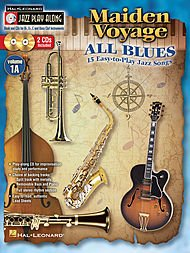 - Hal Leonard Maiden Voyage/All Blues - Jazz Play-Along Vol. 1A (Book/2 CDs) 15 Easy-To-Play Jazz Songs
