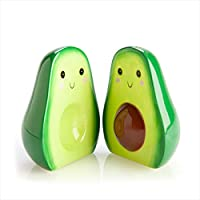Adorable Avocado AVO Lovers Salt & Pepper Set