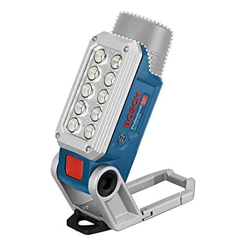 Bosch Professional GLI 12V-330 – Linterna a batería (12V, 330 lúmenes, sin batería, en caja)